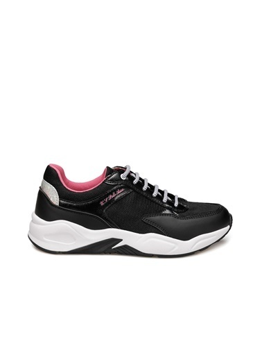 U.S. Polo Assn. Elly Kadın Sneaker Ayakkabı Siyah
